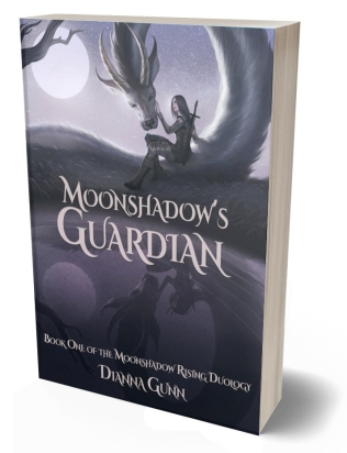 Moonshadow's Guardian book cover