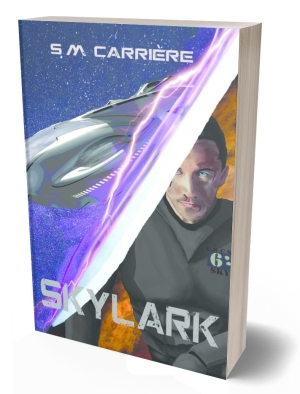 Skylark book cover